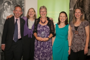 The Federation of Holistic Therapists awards ceremony 2015