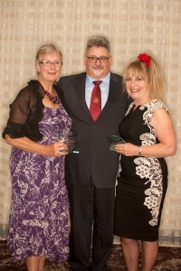 2015 Awards LSG Winner Jacky Huson HC Linda Jacobs Paul Battersby2 LR